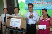 """""""Mái ấm công đoàn"""" cho giáo viên khó khăn tại Quảng Bình"""