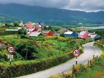 Ireland – Đảo mưa xanh biếc