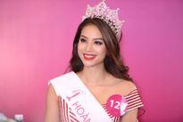 Tân Hoa hậu hoàn vũ Việt Nam 2015 đáp trả tin đồn phẫu thuật thẩm mỹ