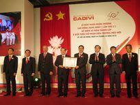 CADIVI đón nhận Huân chương Lao động hạng Nhất
