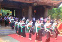 Hàng vạn du khách tham dự lễ hội Lam Kinh
