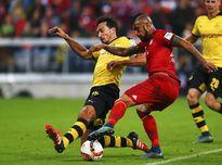 Tường thuật Bayern 5-1 Dortmund
