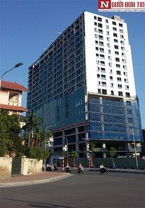 Bộ Xây dựng sẽ có ý kiến về tòa nhà 8B Lê Trực