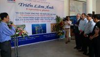 Triển lãm ảnh về biến đổi khí hậu tại Lào Cai
