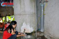 Sớm khắc phục nguồn nước ô nhiễm thạch tín