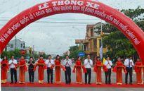 Chính thức thông xe Quốc lộ 1A đoạn qua tỉnh Quảng Bình.