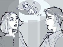 Làm gì khi cha từ chối nhận con?