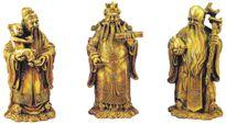 Chú ý bày từng loại tượng Phật xua điềm dữ, đón vận may