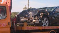 Thượng úy CSGT lái BMW tông chết 2 dân phòng sắp hầu tòa