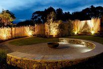 Thiết kế chiếu sáng tạo yếu tố lãng mạn cho sân vườn
