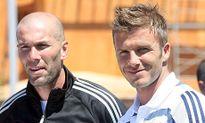 Beckham, Zidane đối đầu ở World Cup Huyền Thoại diễn ra đầu năm 2017