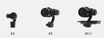 DJI giới thiệu máy quay cầm tay Osmo: Cảm biến M43, quay 4K, tích hợp gimbal chống rung,..