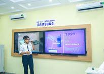 Trường Trần Phú Hà Nội có lớp học thông minh 1 tỉ đồng
