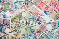 'Rổ tiền tệ' châu Á phục hồi sức mạnh, USD lao dốc