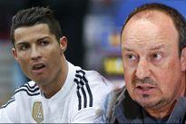 """Real: Benitez có """"sở thích"""" mâu thuẫn với """"công thần"""""""