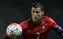 Ronaldo được ĐT Bồ Đào Nha cho nghỉ trận cuối