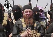"""Chỉ huy khủng bố IS là chiến binh Kavkaz và """"học viên"""" của Mỹ"""