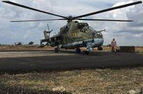 Trực thăng Mi-24 liệu có ám ảnh phiến quân IS?