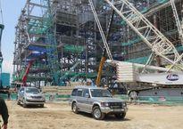 Kiểm tra các dự án ở Vĩnh Tân
