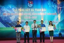 99 giải thưởng tin học cho cán bộ, công chức trẻ toàn quốc