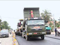 Mở rộng, nâng cấp Quốc lộ 1A qua Thừa Thiên - Huế: Khó xong trước ngày 30.10