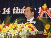 Giữ vững ổn định chính trị xây dựng Đắk Lắk phát triển toàn diện