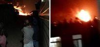 """Vụ nổ mới ở Thiên Tân là do hóa chất """"lậu"""""""