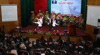 Bộ Y tế tổ chức Lễ kỷ niệm 100 năm Ngày sinh cố Bộ trưởng Vũ Văn Cẩn