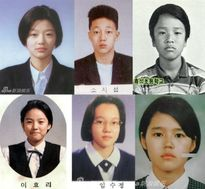 Loạt ảnh tốt nghiệp của 51 sao Hàn khiến netizen thích thú