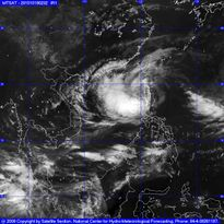 Tin bão Koppu mới nhất 19/10 và dự báo thời tiết Hà Nội 10 ngày tới