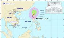 Tin bão Koppu mới nhất 20/10 và dự báo thời tiết Hà Nội 3 ngày tới