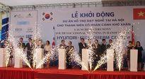 """Khởi động Dự án """"Dạy nghề tại Hà Nội cho thanh niên có hoàn cảnh khó khăn"""""""