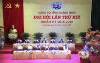 Khai mạc Đại hội đại biểu Đảng bộ tỉnh Quảng Ngãi lần thứ XIX, nhiệm kỳ 2015-2020
