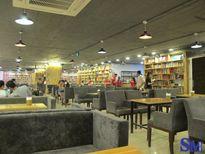"""Không gian văn hóa Đông Tây: Điểm đến của các """"mọt sách"""""""