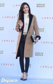 Yoona diện đồ giản dị vẫn đẹp rạng ngời