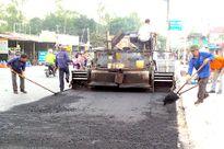 TP.Biên Hòa: Thiếu vốn nâng cấp đường