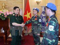 Việt Nam coi trọng và ủng hộ các hoạt động gìn giữ hòa bình LHQ