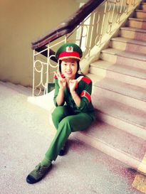 Nữ thủ khoa xinh xắn Học viện Cảnh sát không dùng facebook