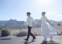 Ảnh cưới tuyệt đẹp của Cổ Cự Cơ và bạn gái 20 năm
