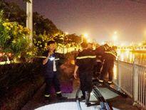 Tìm thấy thi thể người phụ nữ tự tử ở cầu Bông