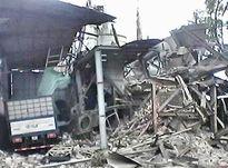 Lò hơi phát nổ khiến 2 người thiệt mạng