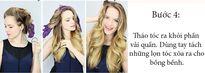 4 bước đơn giản tự làm tóc xoăn giống Á hậu Trà My