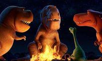 Hé lộ những chú khủng long vui nhộn trong 'The Good Dinosaur'