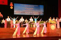 Sở GTVT TP.HCM đón nhận Huân chương Lao động hạng Nhất
