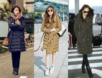 IU, Yoon Eun Hye, Song Ji Hyo: Ai là người mặc đẹp nhất?