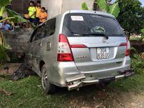 """Vụ xe Innova """"điên"""" gây tai nạn liên hoàn: Lái xe đã uống rượu"""