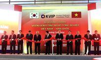 Khánh thành Vườn ươm công nghệ công nghiệp Việt Nam - Hàn Quốc