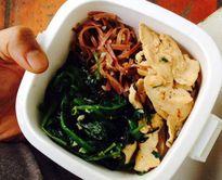 Thực đơn bữa trưa dễ làm giúp bạn sở hữu eo thon