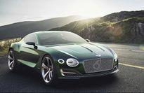 """Bentley """"rậm rịch"""" chế tạo xe thể thao và một mẫu SUV mới"""
