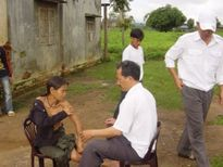 Tỉnh Kon Tum được Bộ Y tế công nhận đã loại trừ bệnh phong
